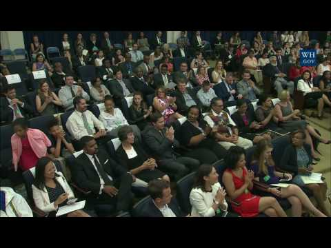 White House Champions of Change for Climate Equity