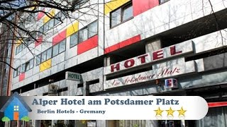 Alper Hotel am Potsdamer Platz - Berlin Hotels, Germany