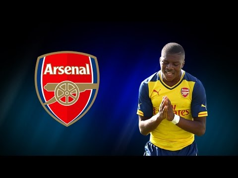 Chuba Akpom ● Preseason 2014/2015 ● Arsenal