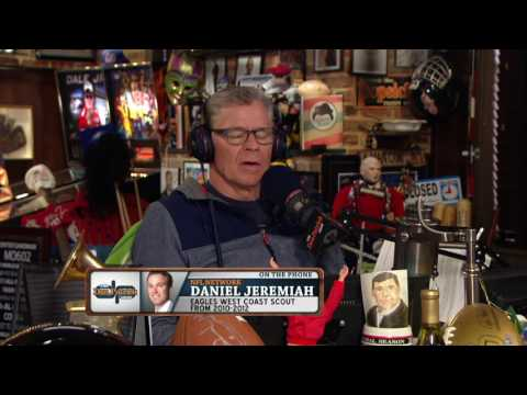NFL Network Analyst Danniel Jeremiah discusses if Patrick Mahomes fits KC Chiefs system (4/28/17):