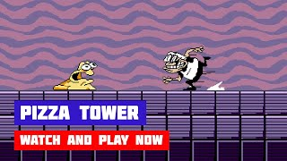Pizza Tower (2021) · Game · Gameplay