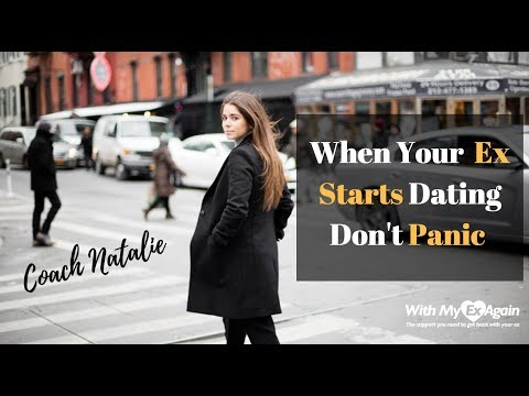 When Your Ex Starts Dating Right Away Don't Panic: Here's 4 Reasons Why!