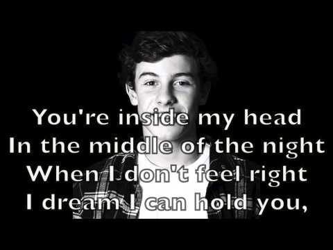 Shawn Mendes - The Weight Karaoke Cover Backing Track + Lyrics Acoustic Instrumental