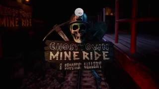 """Ghost Town Mine Ride & Shootin' Gallery"" Trailer Vive VR Horror"