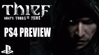 Thief on PS4 - New PlayStation 4 gameplay and interview