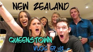 Kinging-It New Zealand Vlog Ep 12 - Queenstown | New House Mate | Job Interviews