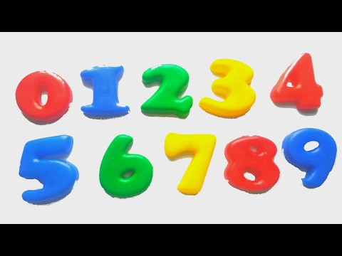 12345678910 Learn Numbers 12345 Plastic Magnet Numbers 123 Kids to Spell Magnetic English Letters