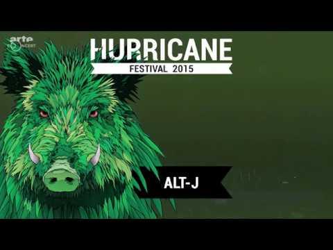 Alt J at the Hurricane 2015