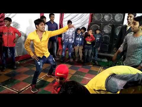 Teri Aakhya Ka Yo Kajal | Karan Stage Dance up