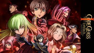 Code Geass: Lelouch of the Rebellion I - Initiation - Blu-ray Trailer