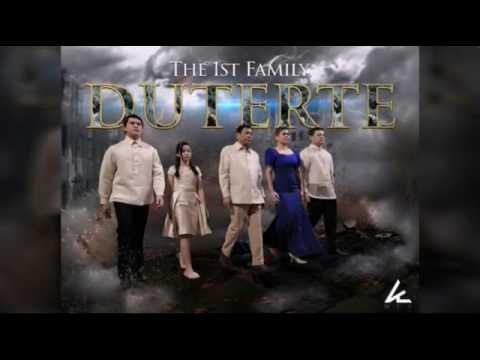 The First Family... DUTERTE