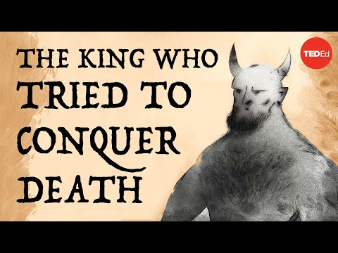 Video image: The epic of Gilgamesh, the king who tried to conquer death - Soraya Field Fiorio