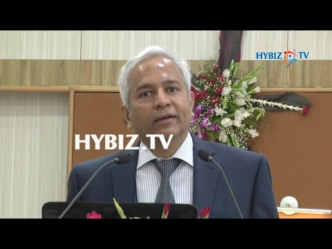 Suresh Kumar | SBI Amaravati Administrative Business UNIT Launch | hybiz
