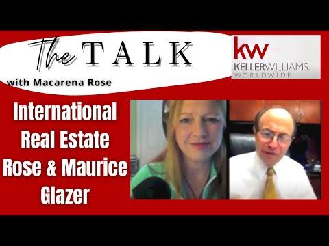 International Real Estate Talk_Macarena Rose & Maurice Glazer
