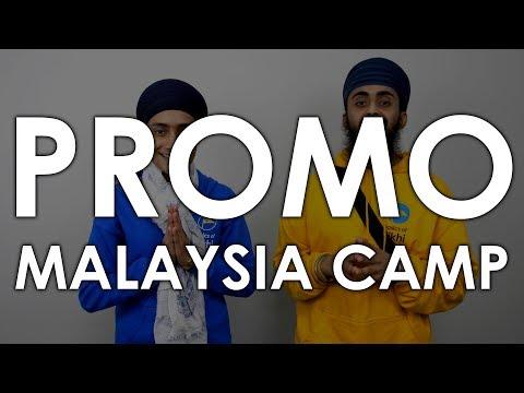 PROMO | Malaysia Camp Feb 2018 by Sukhdeep Singh & Gurprit Kaur
