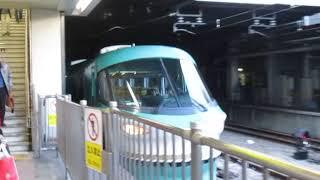 特急くろしお13号白浜行283系天王寺駅到着