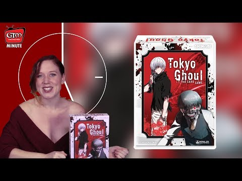 Tokyo Ghoul- The Card Game: GTM Minute