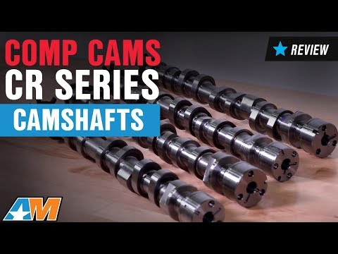 Mustang GT Comp Cams CR Series Camshafts Review 2015-2017
