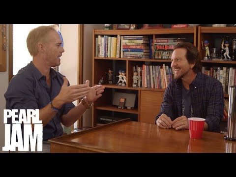 Eddie Vedder and Joe Buck Interview - Let's Play Two - Pearl Jam