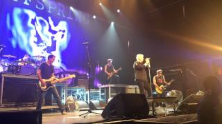 2014.08.05 Offspring (full live concert) [Terminal 5, New York City] part1