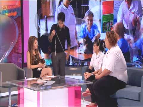 The 5 Show - Cat-Assisted Therapy Singapore