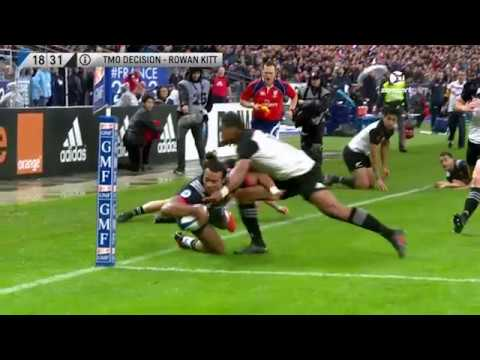 HIGHLIGHTS: France v All Blacks