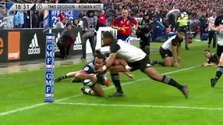 HIGHLIGHTS: France v All Blacks