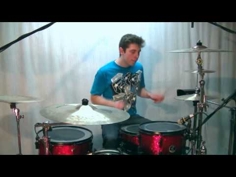 """blink-182 """"Boxing Day"""" Drum Cover STUDIO QUALITY"""
