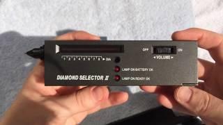 Diamond selector 2 (Diamond tester) do I have a real diamond?