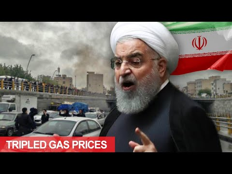 IRAN UNDER SECURITY CRACKDOWN AS PROTESTS ESCALATE