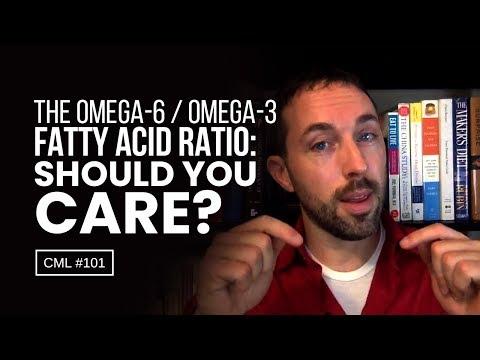 The Omega-6 / Omega-3 Fatty Acid Ratio: Should You Care? | Chris Masterjohn Lite #101