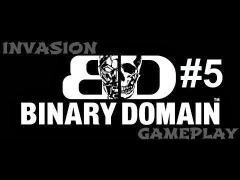 Binary Domain Invasion 5  