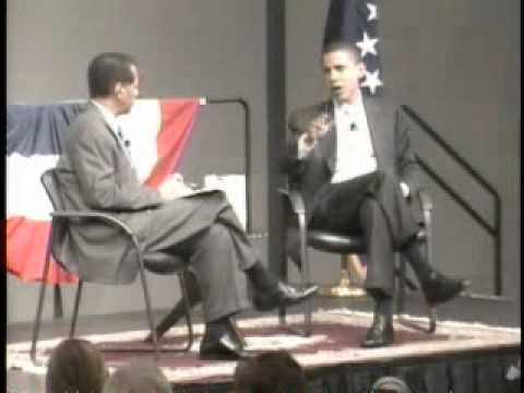 Barack Obama: Audacity of Hope