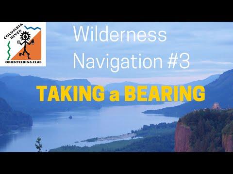 Wilderness Navigation #3 - Taking a Bearing - croc.org
