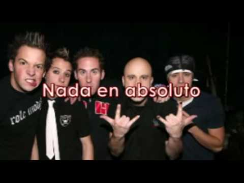 Simple Plan - Perfect World (traducido en español)