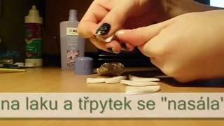 Alobalová metoda pro odlakování nehtů