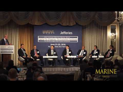 Robert Bugbee's Annual Equity Analyst Roundtable – 29th Annual Marine Money Week