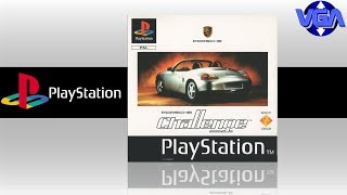 Porsche Challenge Gameplay Ps1 ( 1997 )