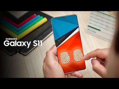 Samsung Galaxy S11 - НЕРЕАЛЬНАЯ МОЩЬ ОФИЦИАЛЬНО!!!