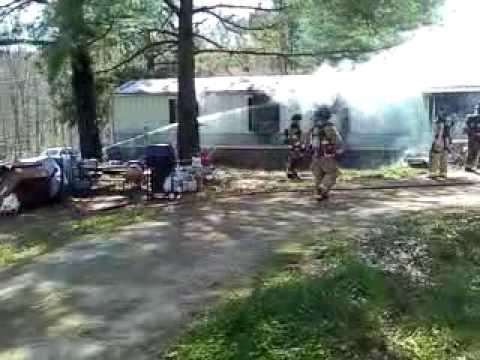 Fire on Oakbrook Lane