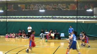 2014簡易三人籃球賽冠軍賽VS香港嘉諾撒