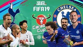FIFA 19 - สเปอร์ส VS เชลซี - คาราบาวคัพ(รอบ 4 ทีมสุดท้าย)