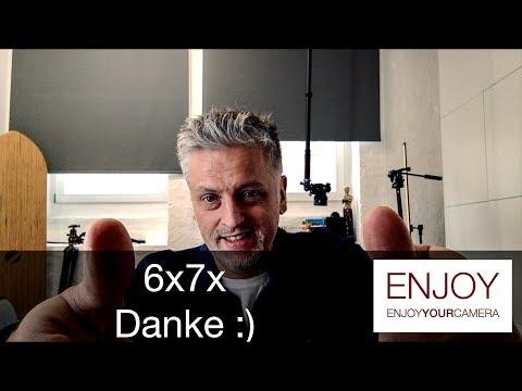 Bedankt für Resonanz :) - Pentax 6x7