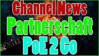 [3.3] Channel News  - Partnerschaft + Neues Projekt [Deutsch/German]