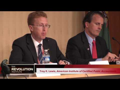 National Taxpayer Advocates May 17th Forum - Panel 2