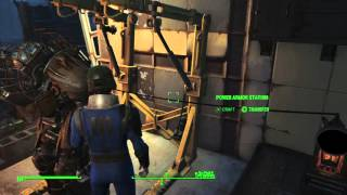 Fallout 4 Bug Can T Craft Power Armor
