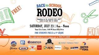 Video Back to School Rodeo Promo 2016 download MP3, 3GP, MP4, WEBM, AVI, FLV Juli 2018