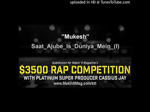 Saat_Ajube_Is_Duniya_Mein_(I)-Mukesh-www.Mp3Mad.Com