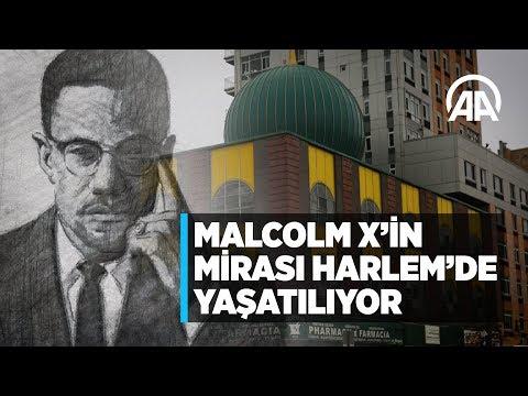 Siyahi Müslüman lider Malcolm X'in mirası Harlem'de yaşatılıyor