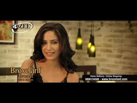 Poonam Pandey Launch of Brexelant Breast Oil & Cream | ZEE Laboratories Limited